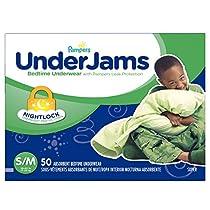 Save on Pampers UnderJams!