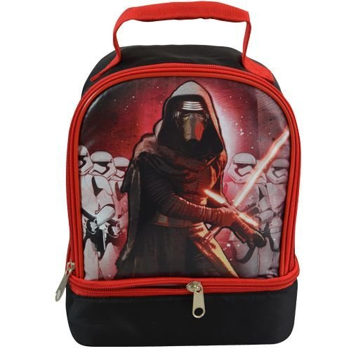(Star Wars Dual Compartment Lunch Bag)