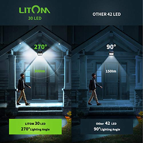 Buy solar motion flood lights