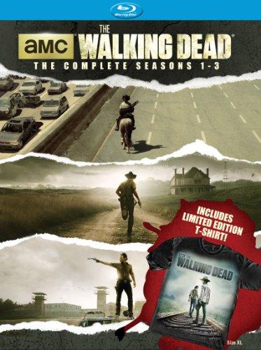 Walking Dead Sn 1-3 Bd Bun+gwp [Blu-ray] by TCFHE/ANCHOR BAY/STARZ