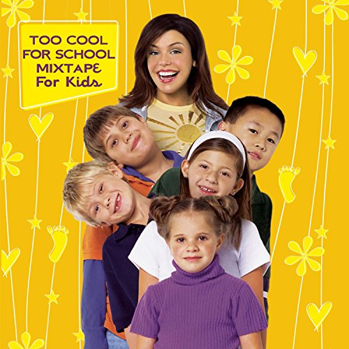 Price comparison product image Rachael Ray Too Cool for School Mixtape for Kids