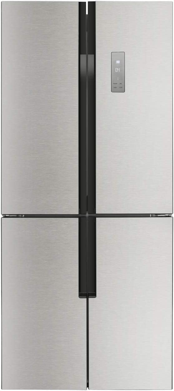 Lycan 30 French 4-Door Refrigerator Freestanding Stainless Steel 15.3cu.ft LRF3001SS