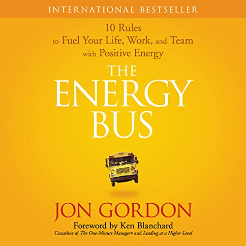 Bargain Audio Book - The Energy Bus