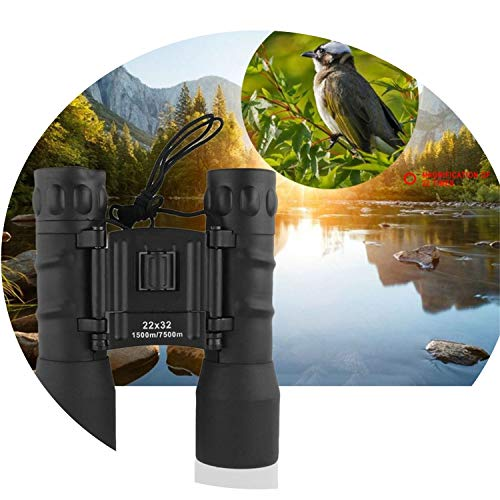 portable folding day binoculars telescope