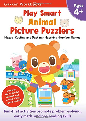 Play Smart Animal Picture Puzzlers 4+