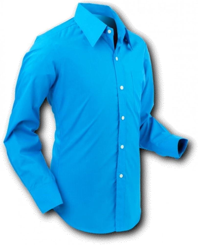 chena Esquí Camisa Basic Turquoise, Retro Camisa turquesa ...
