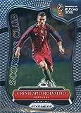 #3: 2018 Panini Prizm Scorers Club #16 Cristiano Ronaldo Portugal Soccer Futbol World Cup Russia Card