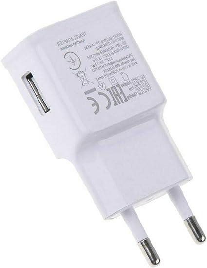 ALIMENTATORE SAMSUNG TRAVEL ADAPTER MICRO USB EP TA20EWE
