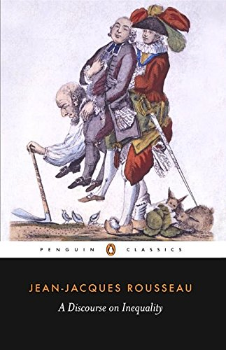 a book report on jean rousseaus a discourse on equality