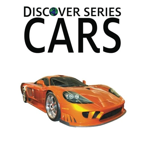 Cars: Discover Series Picture Book for Children