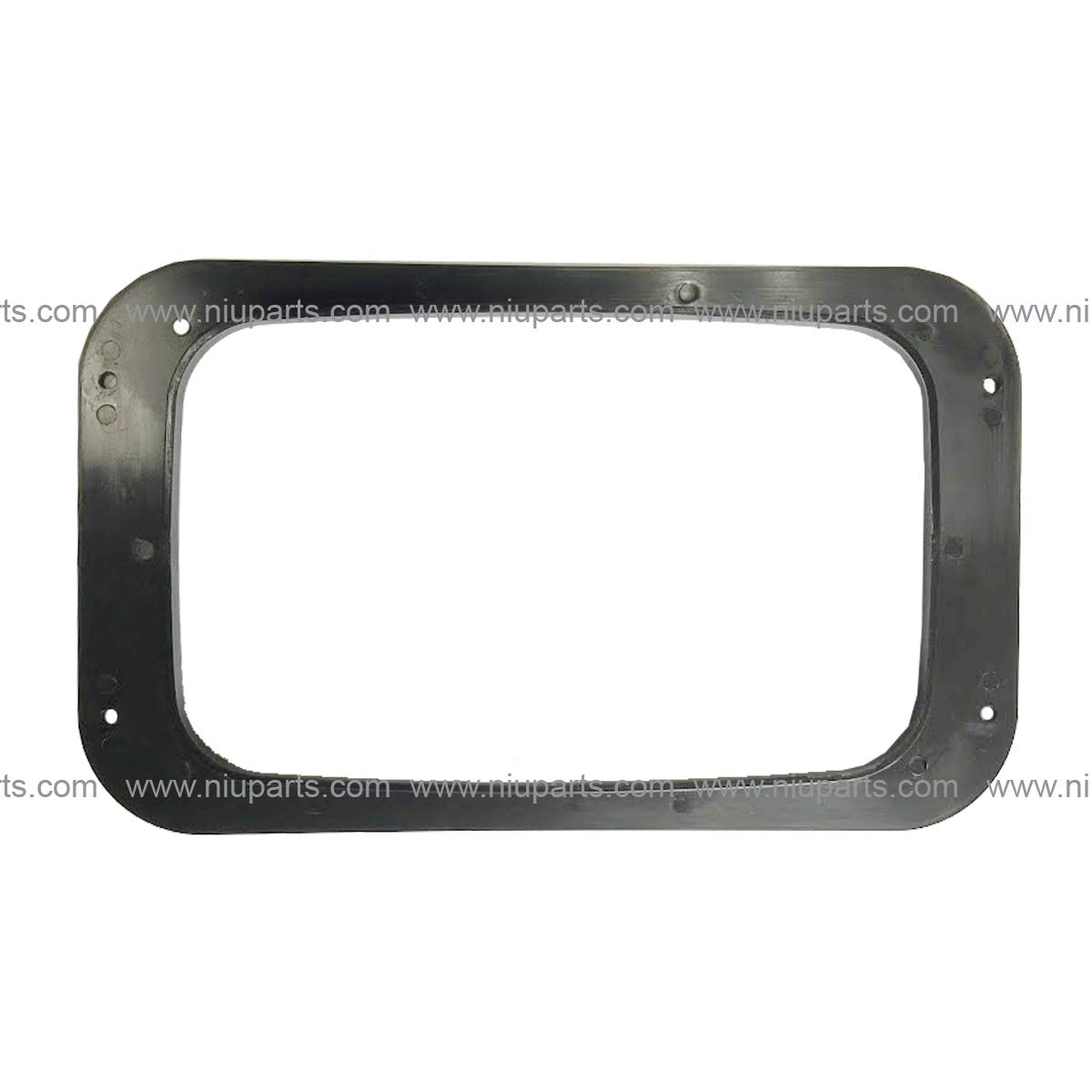 Fit: Mack RD 600 688 690S 1991-2004 Headlight Bezel Plastic Black