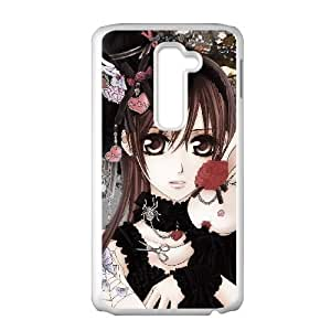 LG G2 White Vampire Knight phone case cell phone cases&Gift Holiday&Christmas Gifts NVFL7A8825593