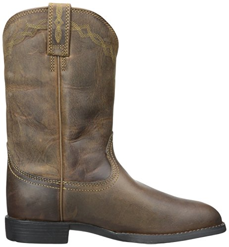 Ariat Kvinners Arv Roper Western Cowboy Boot Distressed Brun