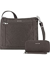 Anti-Theft Square Crossbody and Wallet Set - Exclusive