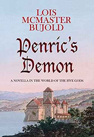 book cover of Penric\'s Demon