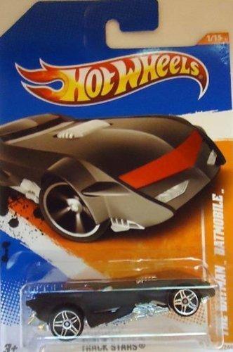 (Hot Wheels 2011, The Batman Batmobile, Track Stars 66/244. 1:64 Scale by Hot Wheels)