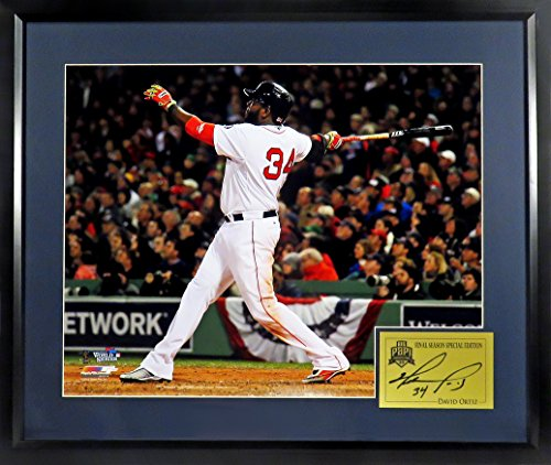 - Boston Red Sox David Ortiz