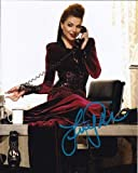 LANA PARRILLA signed autographed ONCE UPON A TIME EVIL QUEEN REGINA MILLS photo