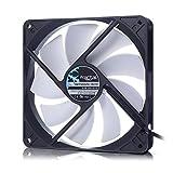 Fractal Design Silent R3 Cooling Fan FD-FAN-SSR3-140-WT