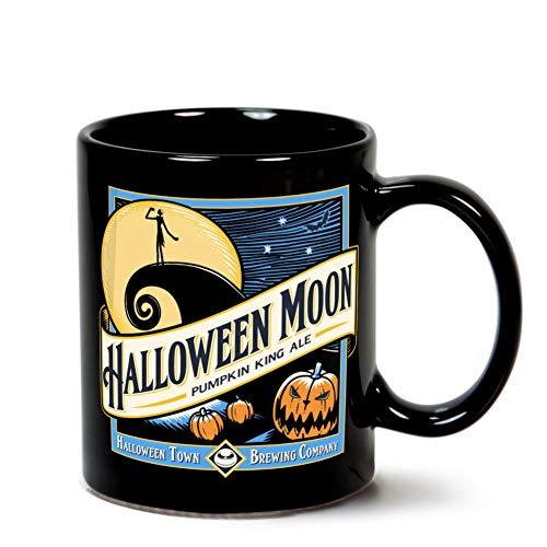 (Halloween Moon Mug)