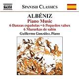 Piano Music 3/ 6 Danzas Espanolas / 6 Pequenos