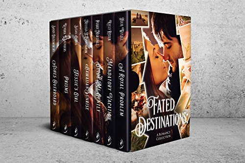 Fated Destinations: A Contemporary, Paranormal, and Science Fiction Romance Boxed Set by [Wetzel, Julie, Risser, Kelly, Martinez, Peggy, Cunningham, Melissa J., Harris, Susan, Saunders, Kendra L., Goldsworthy, Sandy]