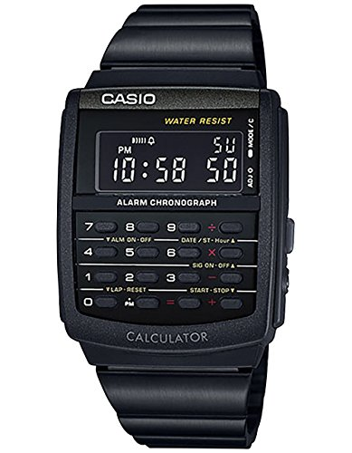 Casio Databank CA506G-9AVT Calculator Watch
