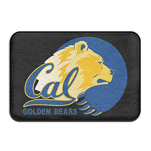 Monopoly Spider (MEGGE University Of California, Berkeley Golden Bears Entrance Mat)