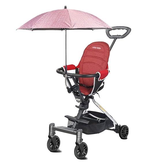 Amazon.com: Zzmop - Cochecito para bebé ligero para viajes ...