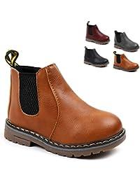 Baby Kids Boots Girl Boy Shoes Rain Hiking Winter Snow...