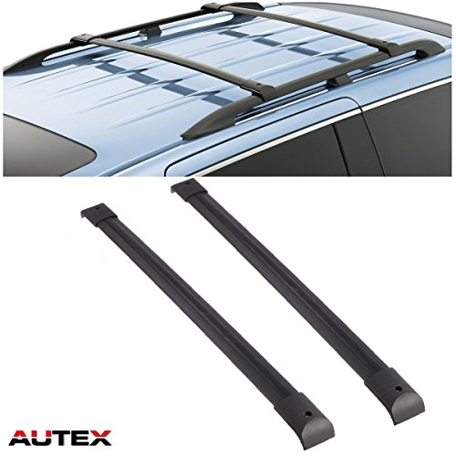 Bars Honda Pilot - AUTEX Aluminum Roof Rack Crossbar Compatible with Honda Pilot 2003 2004 2005 2006 2007 2008 Luggage Carrier Cross Bar Rooftop Cargo Racks