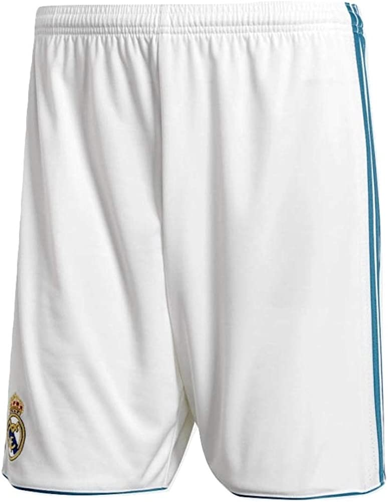 adidas Real Madrid CF Home Shorts [White]