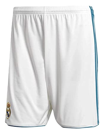 Amazon.com: Adidas Real Madrid CF - Pantalones cortos para ...