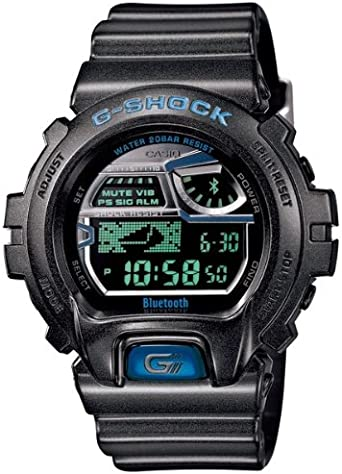 Casio G-Shock Bluetooth de Baja energía 30th Aniversario Inicial ...