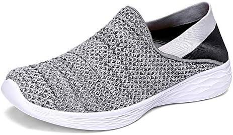 スリッポン レディース デッキシューズ メンズ ウォーキングシューズ レディース安全靴 レディースシューズ 婦人靴 高齢者用靴 スニーカー 2WAY かかと踏める 男女兼用 通気