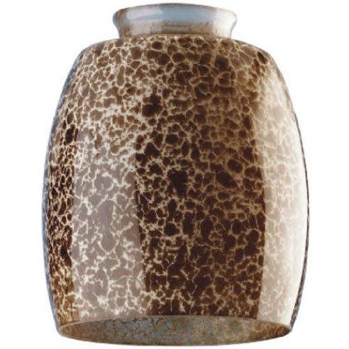 WESTINGHOUSE LIGHTING 81310 5-3/8-Inch  Giraffe Glass Shade