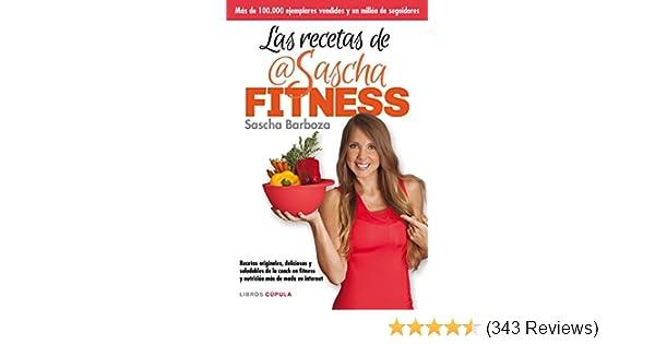 Las recetas de sascha fitness sascha barboza 9788448021276 amazon las recetas de sascha fitness sascha barboza 9788448021276 amazon books fandeluxe Images