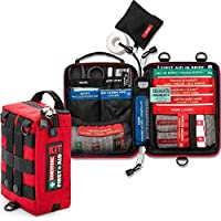 SURVIVAL Handy First Aid KIT - Portable, Outdoors, Hiking