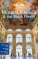 Lonely Planet: The world's leading travel guide publisher        Lonely Planet Munich, Bavaria & the Black Forest is your passport to the most relevant, up-to-date advice on what to see and skip, and what hidden discoveries await y...