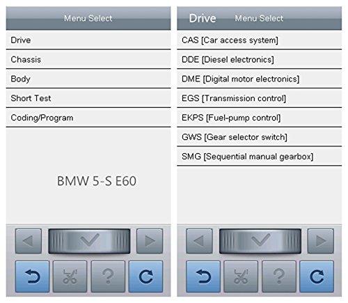 Autel Obd2 Scanner BMW Full System Diagnostic Scan Tool