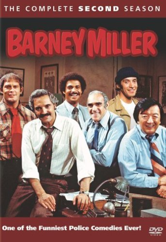 Barney Miller: Season 2 - Barney Glasses With