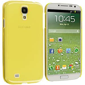 Accessory Planet(TM) Yellow Crystal Hard Snap-On Rear Case Cover for Samsung Galaxy S4 by lolosakes