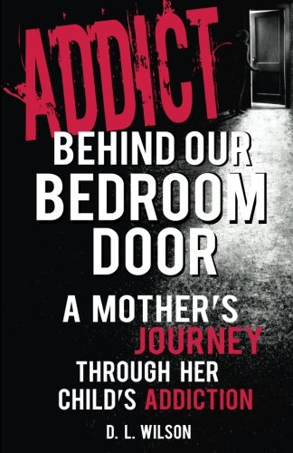 Addict Behind Our Bedroom Door: A Mother's Journey Through Her Child's Addiction: Love, Fear, Struggle and Hope