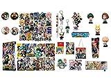 Boku No Hero Academia My Hero Academia Stickers Collectibles Looksee Box Gift Set MHA Stickers (Luxury)