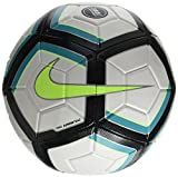 Nike Strike Team Lightweight Ball (White/Black/Turquoise/Volt) (5)