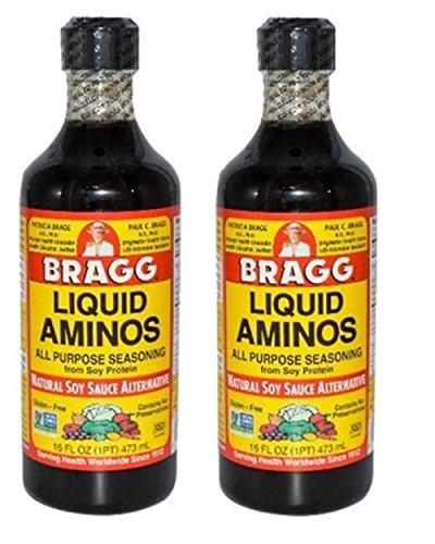 Bragg Liquid Aminos 16