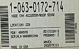 063-0172-714, NODE CAN ACCUBOOM/BOOM SENSE, RAVEN