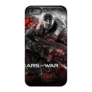 Excellent Hard Cell-phone Case For Apple Iphone 6s Plus With Unique Design Vivid Gears Of War Skin Top10cases