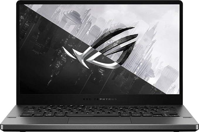 Amazon.com: ASUS ROG Zephyrus G14 14-inch FHD 512GB SSD 2.9GHz Ryzen 7 VR Ready Laptop (8GB RAM, 8-Core AMD Ryzen 7, GeForce GTX 1650) Eclipse Gray, GA401IH-BR7N2BL: Computers & Accessories