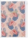 MARK'S 2019 Taschenkalender B6 vertikal, Wild Pattern Flower. by